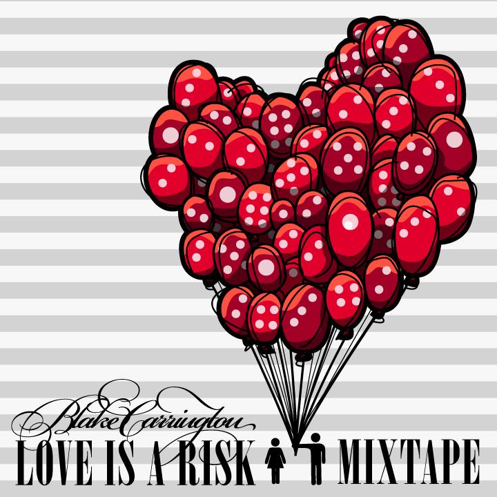 Blake Carrington - Love is a Risk