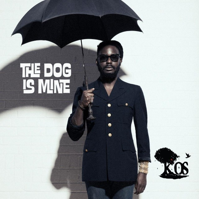 k-os just dropped  The Dog Is  K Project Black Dog