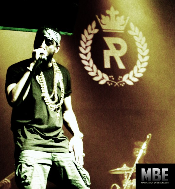 Ryan Leslie Toronto