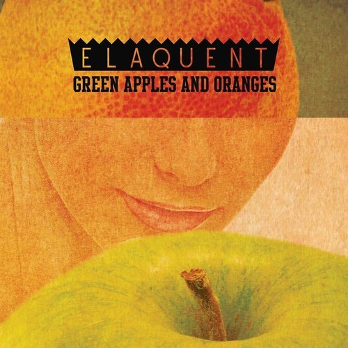 elaquent apples and oranges art