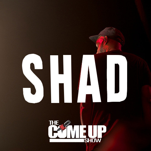 Shad Interview Podcast on The Come Up Show