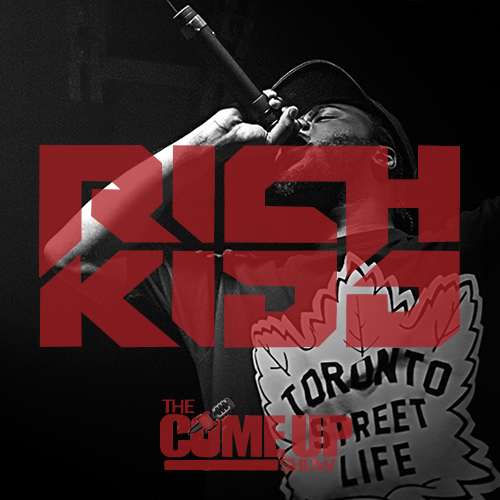 Rich Kidd Interview Podcast