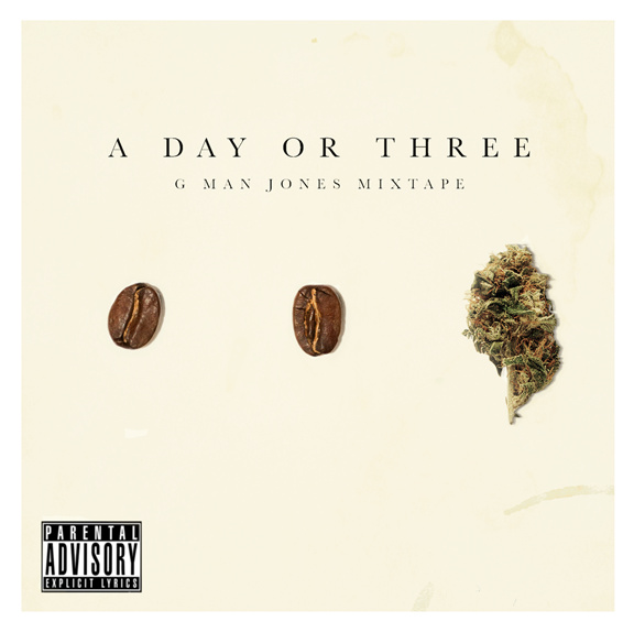 G Man Jones - A Day Or Three