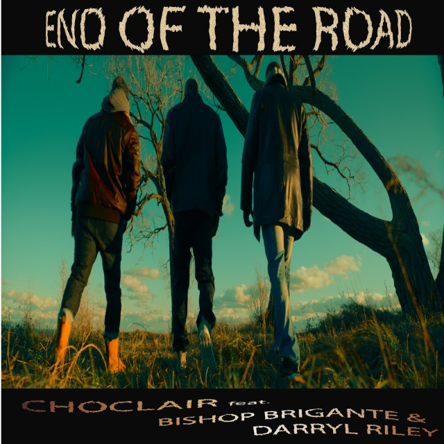 END OF THE ROAD ARTWORK