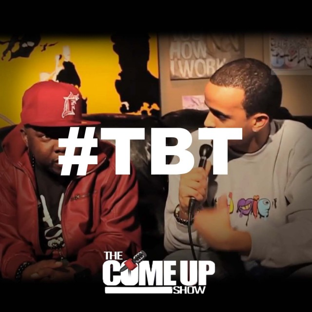 Phife Dawg ThrowBackThursday Podcast