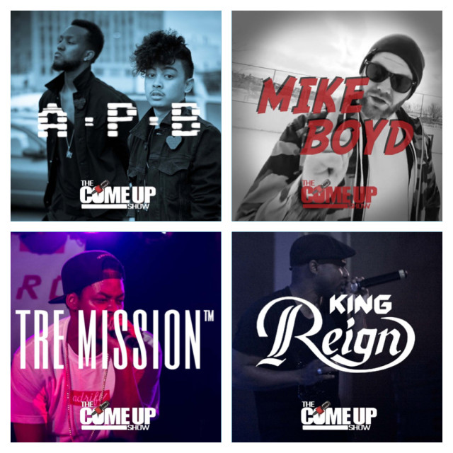 The Come Up Show Podcast (May 24, 2014)