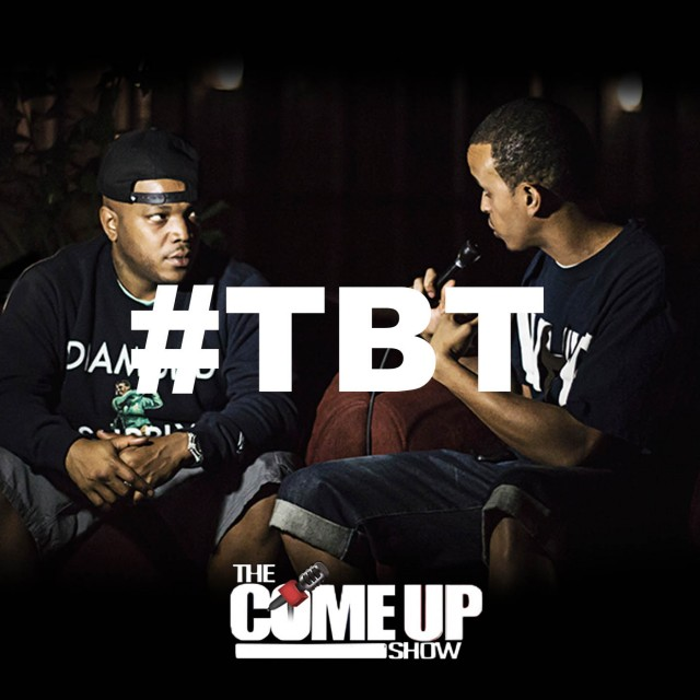 Styles P joins The Come Up Show Podcast