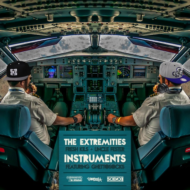 The Extremities Instruments album cover
