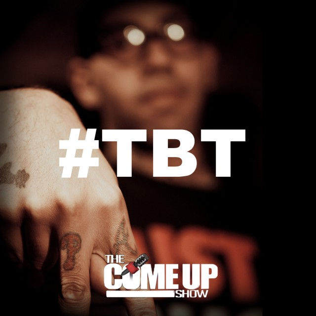 The Come Up Show Podcast with STS