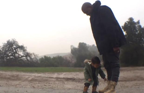 kanye-west-only-one-video-top