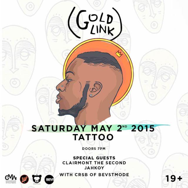 Goldlink @ Tattoo