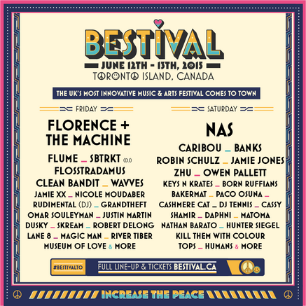 bestival lineup