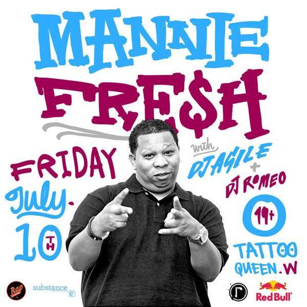 MannieFresh