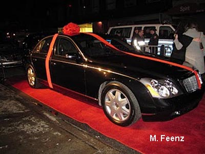Diddy Buys His Son 360 000 Maybach For His 16th Birthday