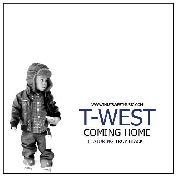 t-west - coming home - cover art