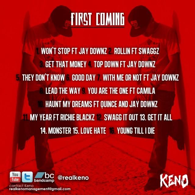 Keno the rapper