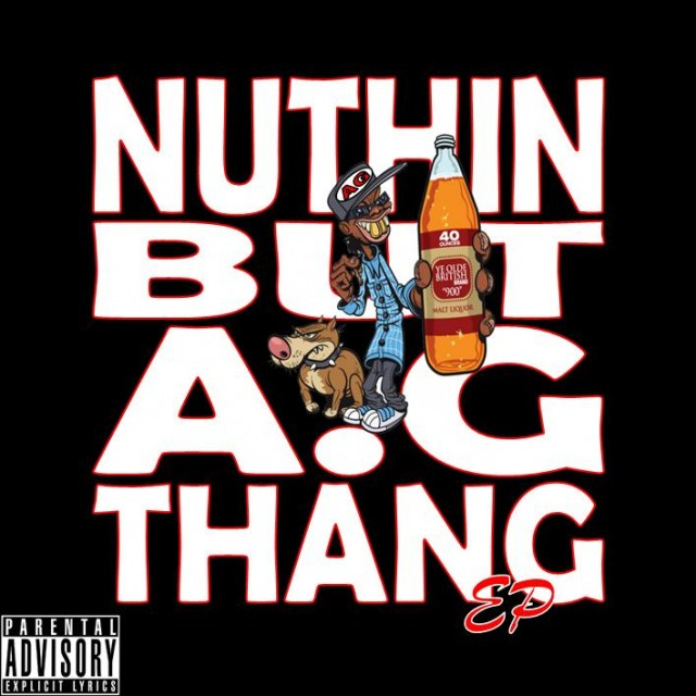 AG - Nuthin But A.G Thang Cover