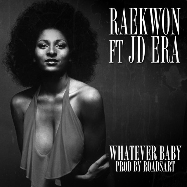 Raekwon ft. JD Era - Whatever Artwork