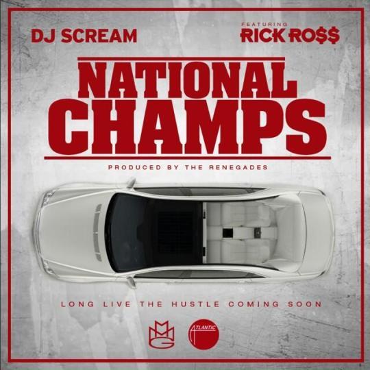 DJ Scream Rick Ross