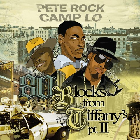 Pete Rock & Camp Lo ft. Mac Miller - Megan Good