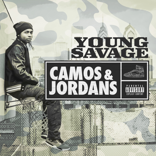 Young Savage Camos and Jordans