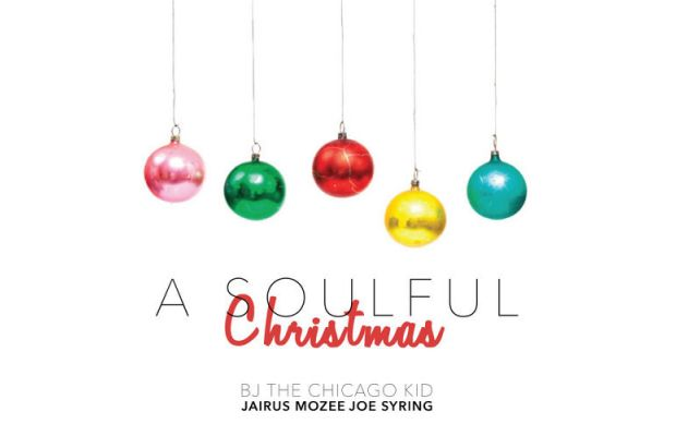 BJ The Chicago Kid- A Soulful Christmas EP