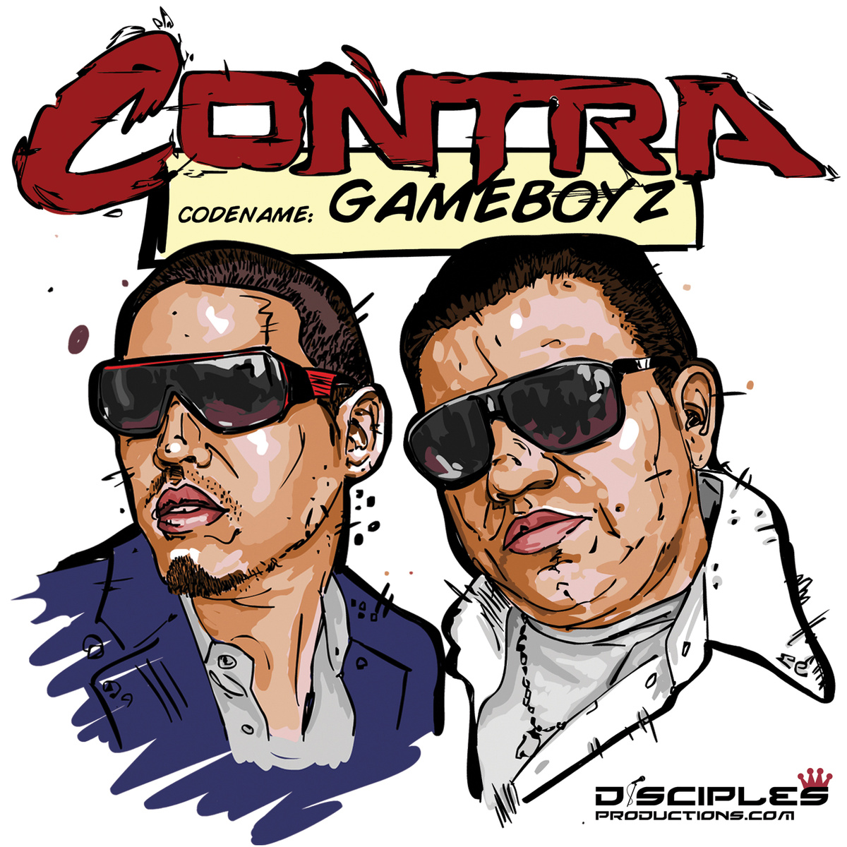 Contras Code Name Gameboyz