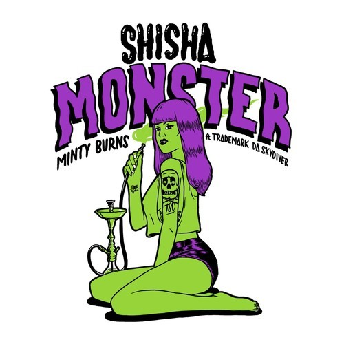 Shisha Monster