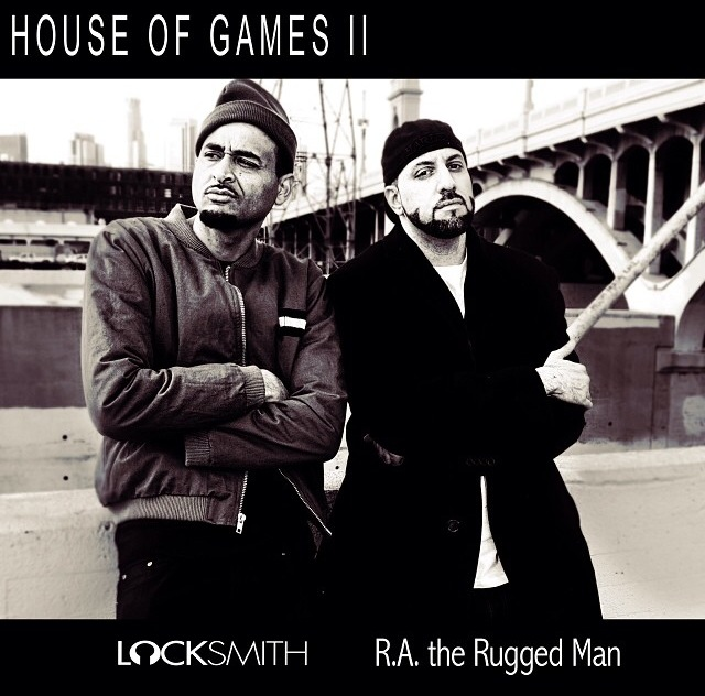 Locksmith ft. R.A. The Rugged Man - House of Games 2