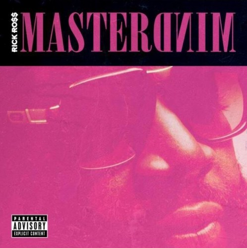 Rick Ross mastermind Cover art