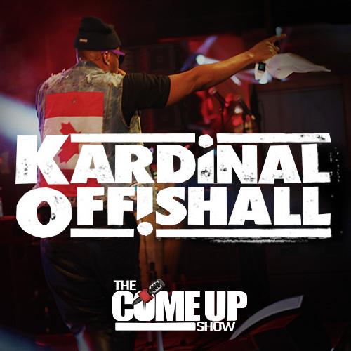 Kardinal Offishall Podcast