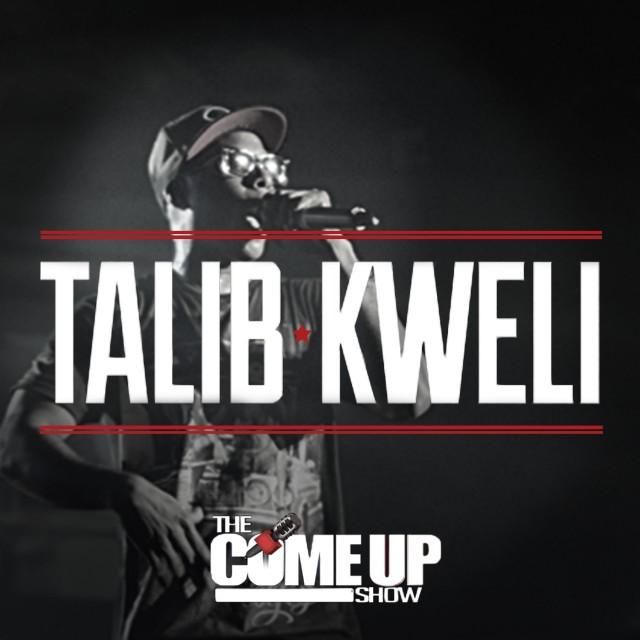 Talib Kweli Podcast