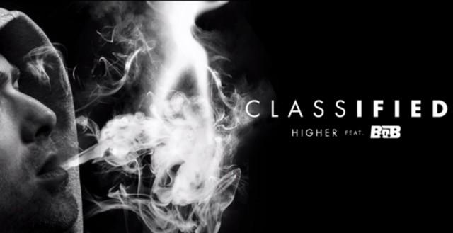 Classified ft. B.o.B. - Higher