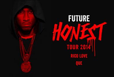 """Future """"Honest"""" Tour"""