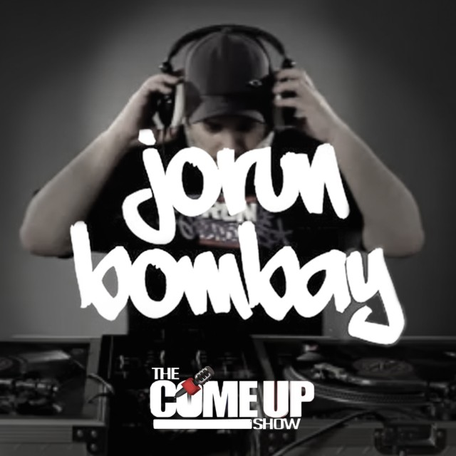Jorun Bombay Podcast on The Come Up Show