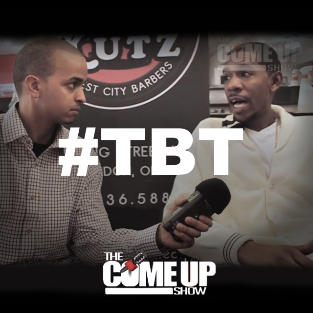 Young Guru ThrowBackThursday Podcast