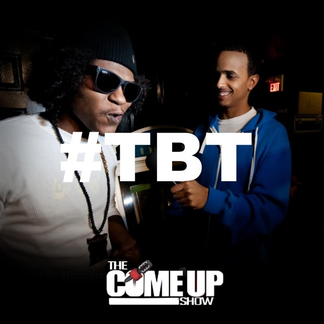 Ab-Soul on The Come Up Show Podcast
