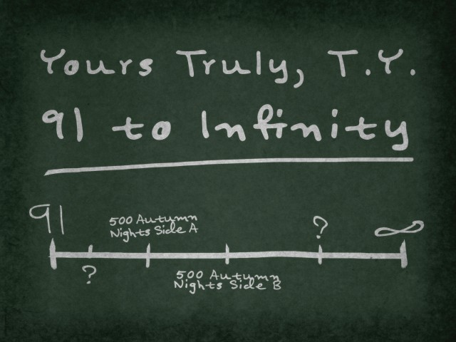 91 to Infinity Final