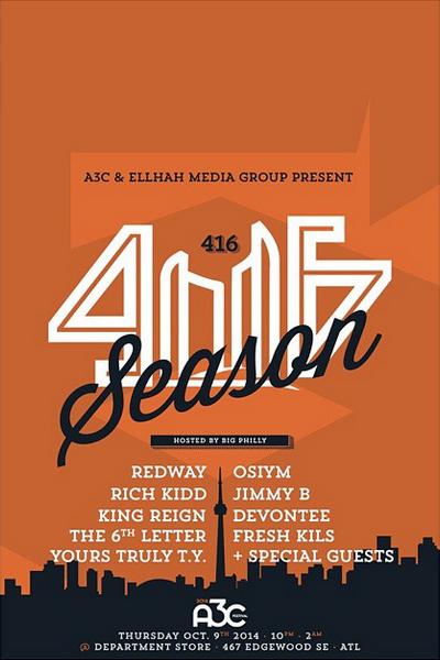 416 Season