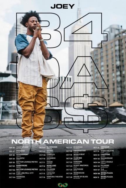 B4DA$$NorthAmericanTour
