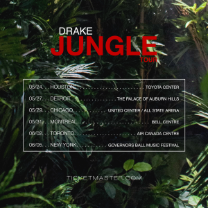 Drake Jungle Tour