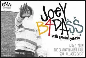 Joey Bada$$ cmw