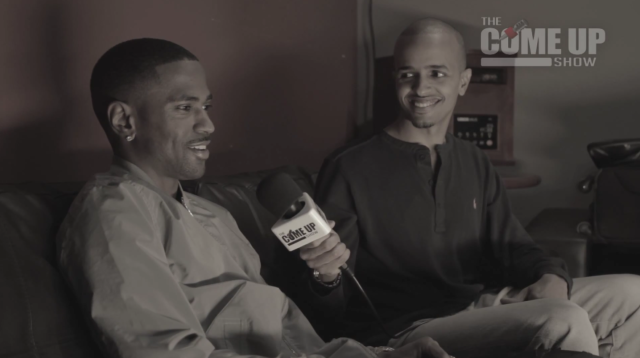 Big Sean Interview 2015