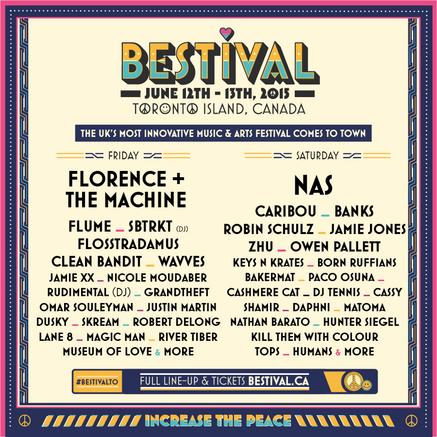 bestival lineup