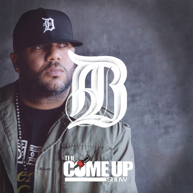 Apollo Brown on The Come Up Show